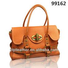 99162 fashion ladies brand leather handbags low price