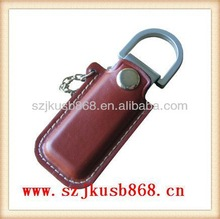 hot sale leather usb flash drives 64gb