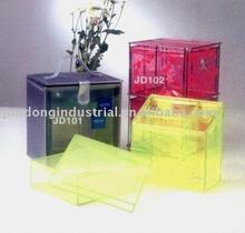 #JD101, JD102, JD103 cosmetic case with metal shelf