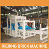 2014 Highest Quality block manufacturing machine XQY10-50 full automatic concrete block making machine for hollow brick