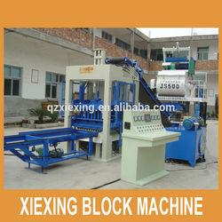 2014 New Concrete Cement Block Making Machine
