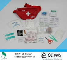 Belt first aid kit,climing first aid kit,outdoor first aid kit bag