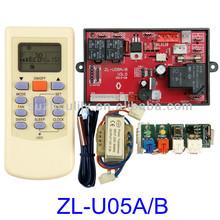 PG motor universal air conditioning remote control (ZL-U05A/B)