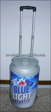 Travel Handle and Wheesl Cooler Box