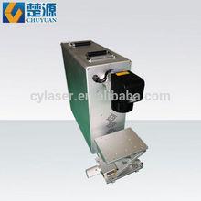 10W 20W 30W Fiber Mini Laser Engraver Handheld Laser Engraver for Metal