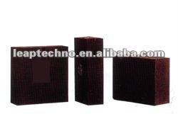 MB-DBC-8B Direct-Bonded Magnesia Chrome Brick; Refractory; non-ferrous metallurgy, cement rotary kilns, glass kilns