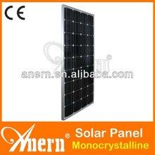 Hot sale 5W to 250W monocrystalline silicon solar panel kit
