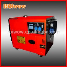 Diesel generator/Silent Generator/Silent Diesel generator 2.8KW