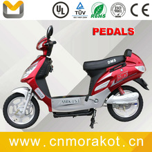 "16"" 48V 350W/500W moped Electric scooter Bike with pedals CE certificate Road Legal ---LS1"