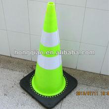 Fluorescent Orange PVC road signs