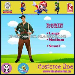 Fancy Cotton Anime Cosplay Robin Man Costume