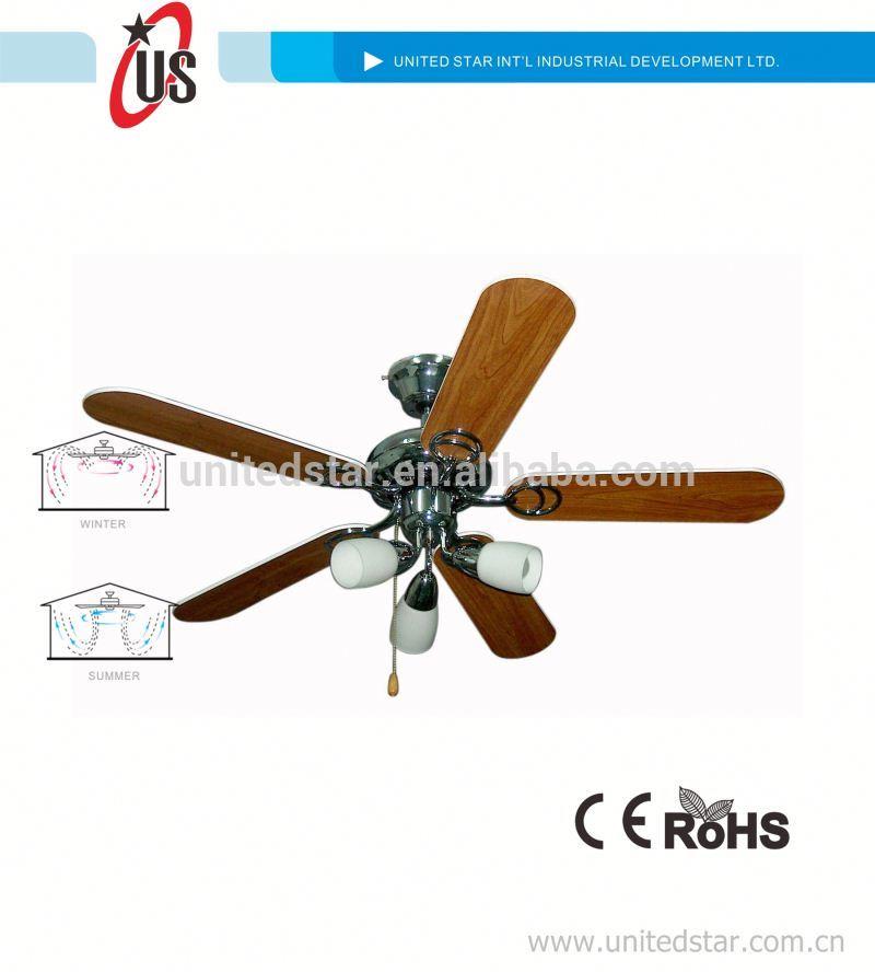 """52 """" ventilador de teto ventilador de teto decoração"""