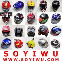 MOTORCYCLE HELMET wholesale from Yiwu Market for Helmet