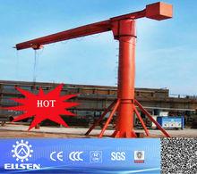 Pillar Mounted Arm Slewing Electric Jib Crane Manufacturer