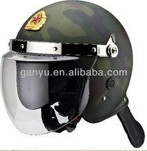 Police Anti Riot Helmet with Visor Riot Control Helmet police safety helmet