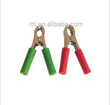 Alligator clamps /alligator clips /battery clips/Crocodile clip
