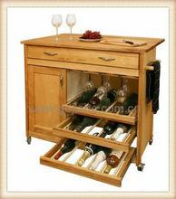 antique kitchen cabinet wine rack,MDF kitchen cabinet dish rack wine rack