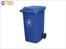 240L plastic bins with Pedal,Plastic Dustbin,Waste Container,