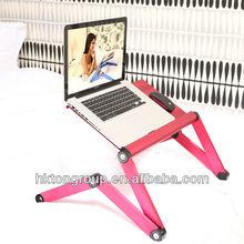 Original Manufacturer Of Innovative Laptop Stand Aluminum Laptop Folding Stand for Tablet PC