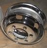 semi truck wheels 22.5 chrome