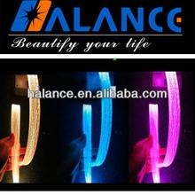 Ribbon Optical Fiber Light for tree decoration