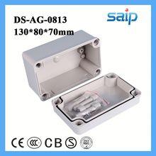 metal flush box aluminum luggage box
