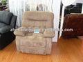 Chaise pivotante inclinable microfibre'lazy garçon. fauteuil de style américain