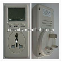 See larger image UK plug Watt Power Energy Voltage Meter Monitor