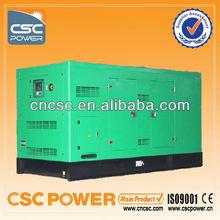 High quality diesel generator set with cummins engine 25-250kva