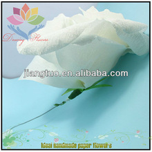 2013 hot selling large white paper flowers photos free
