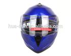 JinHua HD DOT flip up motorcycle helmet with double visor HD-701