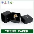 por encargo de la moda de lujo de diseño de envases de papel cajas de reloj venta al por mayor