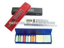 8 Digit Solar Ruler Notepaper Calculator