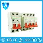 EBS6BN 2 pole miniature circuit breaker / iso9001 certificate