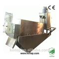 De la ganadería de residuos de agua o la deshidratación de lodos equipos multi- placa de prensa de filtro