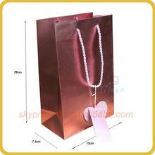 High quality paper foil bag for fresh fruit wholesale