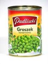 Pickled peas