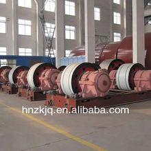 Quality ensured lime/gypsum rotary kiln of new model