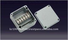 Aluminium Terminal block box IP67