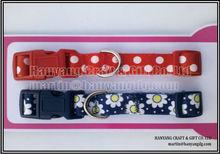 Pet's collar, Sublimation dog collar,