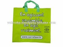 Supermarket shopping bag,pp woven shopping bag,reusable shopping bag ,pp shopping bag made in vietnam