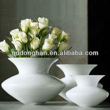 wholesale products home decoration ceramic & porcelain flower vase