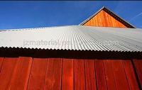 Galvanized corrugated roofing sheet 900mm/1060mm/zinc coated roofing sheet/metal roof tile