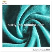 100% polyester shiny velvet fabric changshu