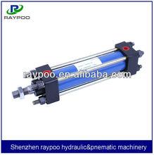 Serie MOB de baja presión cilindro hidráulico telescópico