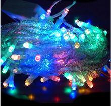 5m 50leds 7.5w 220v/110v wholesale led christmas light bulb CE&RoHS certificated