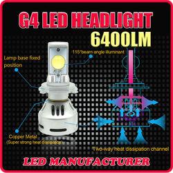 hot sale !!! osring led headlight 50w 6400lm car led headlight stable quality led car headlight bulbs