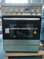independiente estufa de gas del horno