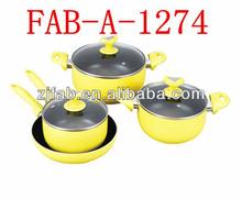 Variaty of Aluminium non-stick frying pan