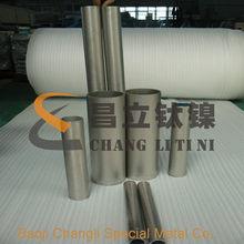 Titanium pipe/tube